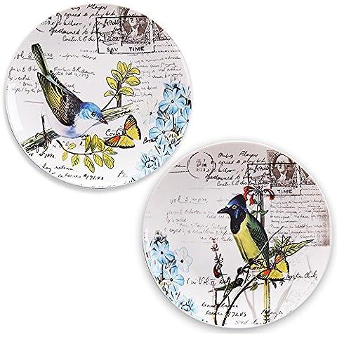 mallvoler approvato dalla FDA, 8cm, piatti in ceramica, set di