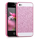 kwmobile Hülle für Apple iPhone 4 / 4S - Backcover Case Handy Schutzhülle...