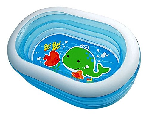 Intex 57482NP - Pool Oval Whale Fun