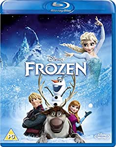 Frozen [Blu-ray] [Region Free]