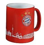 Unbekannt FC Bayern München Tasse Skyline XXL 0,45 Liter