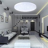 50W LED Deckenleuchte Wohnraumleuchten Küchenleuchte Badlampe Warmweiß A++