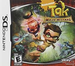 Tak Mojo Mistake - Nintendo DS