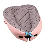 Kinderbetten Multifunktionales Babybett Baby Nest Bett Krippen Faltbares Spielbett Neonatales Druckbett Leicht Zu Tragendes Rucksackbett Faltbares Bionisches Bett Mehrere Farben By iStary