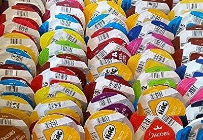 100 x Tassimo T-discs / Capsules Variety Pack (100 Pods / T-Disc/ Capsules )