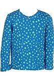 Elli Miracolo pezzi Baby maglia a maniche lunghe Relaxed con stelle design in blu turchese 86/92