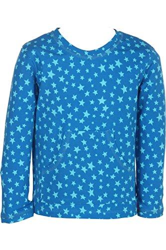 Elli Miracle morceaux bébé garçon manches longues Relaxed avec étoiles design en bleu Türkis 86/92