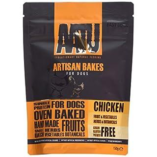 AATU Artisan Bakes Chicken Biscuits, 150 g