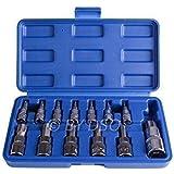 US PRO B2067 13 st Torx bit Socket Set T8-T70 + lagringsfodral 13-delad hylsnyckel förvaringsfodral