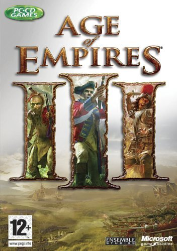 Age of Empires III (PC) UK IMPORT