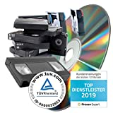 Videokassetten digitalisieren (90 Minuten)
