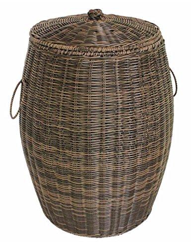 Cestello portaoggetti di uso quotidiano Sporco immagazzinaggio dei vestiti cestino di plastica del rattan sporchi cestino di vestiti Portabiancheria Cestino cesto della biancheria Basket Basket Basket Salva