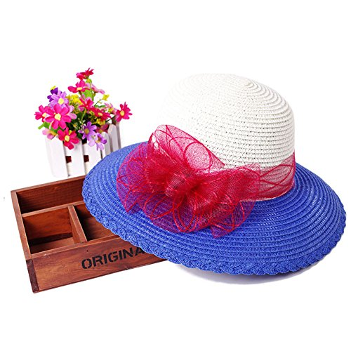 Summer Sun Chapeau Pliable/Travel Resort Beach Cap/Chapeau F