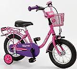 Bachtenkirch Kinder Fahrrad EMPRESS, pink, 14 Zoll, 1300411-EM-52