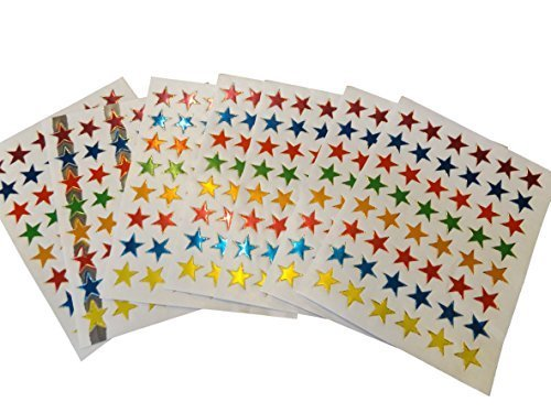 10-sheets-metallic-cars-animals-stars-reward-smiley-face-various-style-stickers-for-craft-kids-scrap