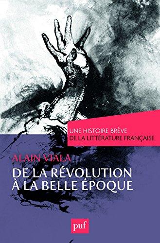 De la Rvolution  la Belle Epoque