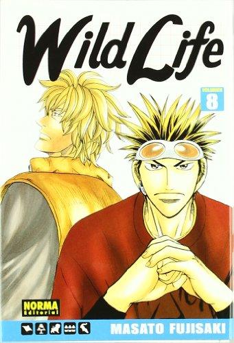 WILD LIFE 08 (CÓMIC MANGA)
