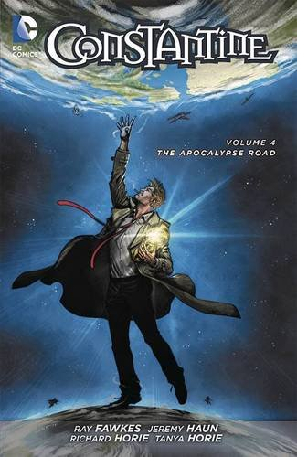 Constantine Volume 4 TP (The New 52)