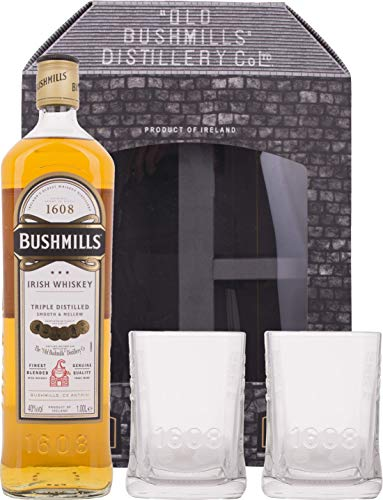 Bushmills Original Irish Triple Distilled Whisky (1 x 1 l) -