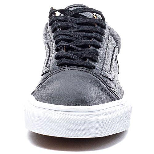Vans Vd3hesp, Baskets Basses Homme Noir/blanc