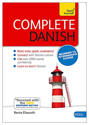 Complete Danish Beginner to Intermediate Course: (Book and audio support) (Teach Yourself Language)