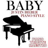Baby (Justin Bieber Piano Style)