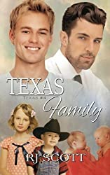 Texas Family (Volume 4) by RJ Scott (2013-11-06)