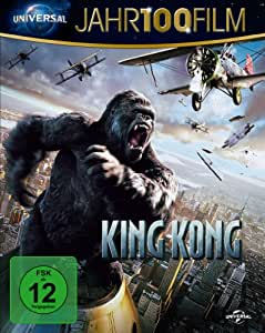 King Kong - Extended Edition/Jahr100Films [Blu-ray]