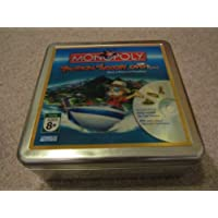 Hasbro Monopoly Tropical Tycoon Dvd Game by Parker Brothers
