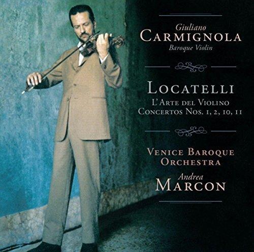 Locatelli:L'arte Del Violino [Import allemand]