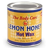 The Body Care Lemon Honey Hot Wax 600 gr...