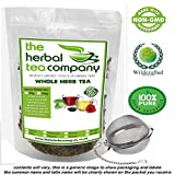 Organic Alfalfa Medicago sativa Loose Whole Herb Tea 50g Free Infuser Ball