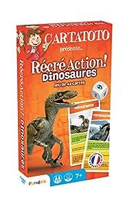 Fundels 410161-Cartatoto Recreation Dinosaur