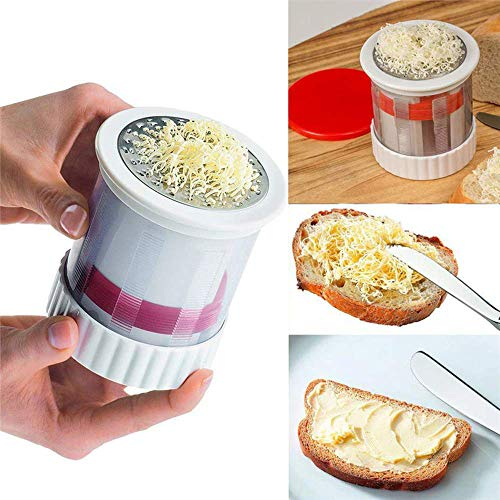 Rallador de maíz de acero inoxidable ABS para picar mantequilla para bebé, accesorio de alimentos...