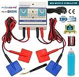 Physiogears Mini Muscle Stimulator/MS 2 Channel