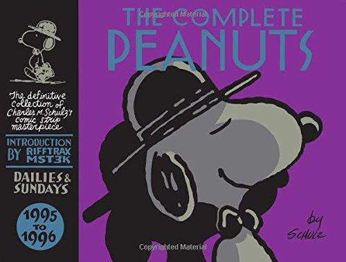 The Complete Peanuts. 1995-1996 (Complete Peanuts 23)