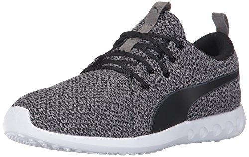Puma-Mens-Carson-2-Knit-Sneaker-Quite-Shade-Black-8-M-US