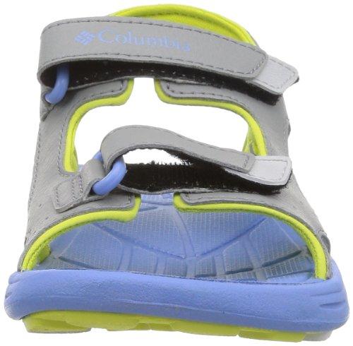 Columbia  Techsun Vent Y,  Unisex Kinder Aqua Schuhe Light Grey/White Cap