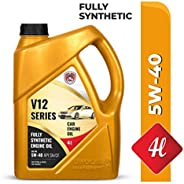 CANDICE 5W40 100% Synthetic Engine Oil, API SN/CF, for Cars (4l)