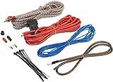 10 Gauge (AWG) 1000W Amplifier Wiring Kit