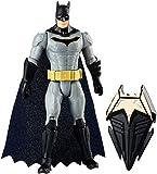 Mattel DC FVM79 Batman Missions Basis Figur (15 cm) Batman