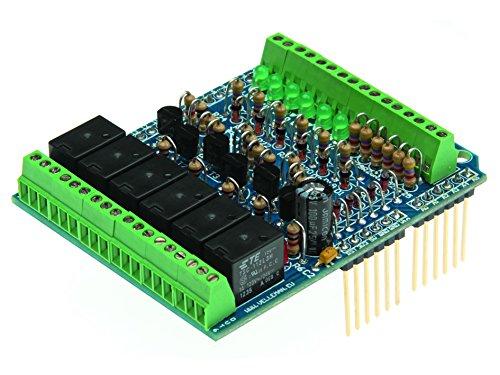 VELLEMAN - KA05 In/Out Shield für Arduino 840547 -