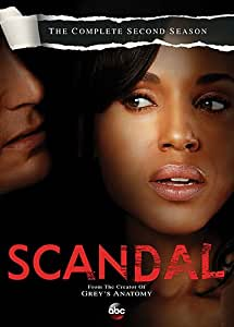 Scandal: The Complete Second Season [DVD] [Import]