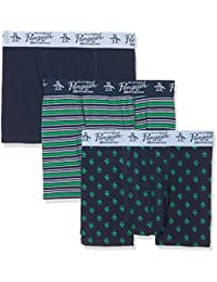 Original Penguin Men's Boxer Briefs (Pack of 3)