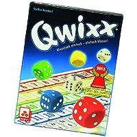 Nürnberger-Spielkarten 4015 - Qwixx - Nominiert zum Spiel des Jahres 2013