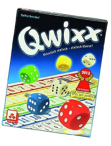 NSV - 4015 - QWIXX - nominiert zum Spiel des