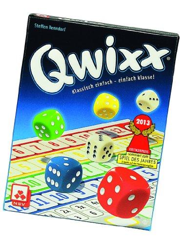 NSV 4015 QWIXX Würfelspiel