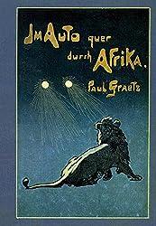 Im Auto quer durch Afrika