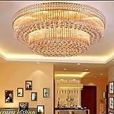 Lampadari - Contemporaneo/Tradizionale/Classico - DI Metallo - Cristallo/LED/Lampadine incluse, 220-240V