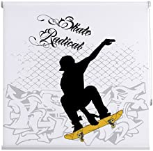 Comprar CORTINADECOR - Estor enrollable juvenil urban skate radical